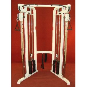 Workout Center with Dual Column
