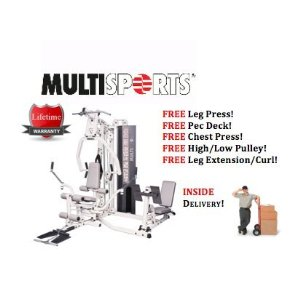 Multisports Fitness MX-500 Home Gym