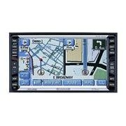 Eclipse AVN5500 In-dash DVD/CD receiver with DVD navigation