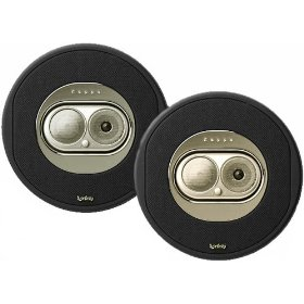 Infinity 639I 225W (Peak) 6-1/2x6-3/4 -Inch Three-Way Speakers (Pair)