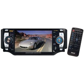 PYLE PLD5MU 5-Inch TFT DVD/ VCD/ CD/ MP3/CD-R/ USB/ AM/FM/ RDS Receiver