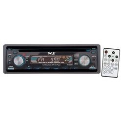 PYLE PLCD64M AM/FM-MPX/CDR/CDR-with MP3 Player with Full Detachable Face