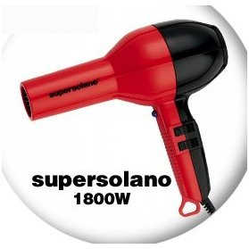 Super SOLANO Hair Dryer (Black)