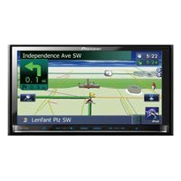 Pioneer AVIC-Z110BT 7-Inch Flagship In-Dash Navigation A/V Receiver with DVD Playback and Bluetooth
