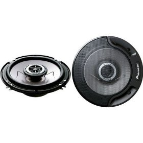 PIONEER TSG1642R 2-way car speakers