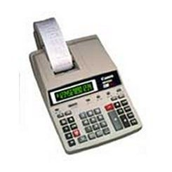 Canon Glow View Technology 14 Digit, 2 Color Heavy Duty Printing Calculator