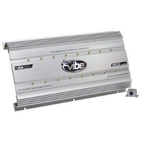 Vibe 1600 Watt 2 Channel Mosfet Amplifier