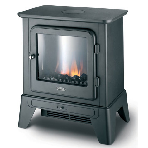 Delonghi sfg1031 steel electric stove heater