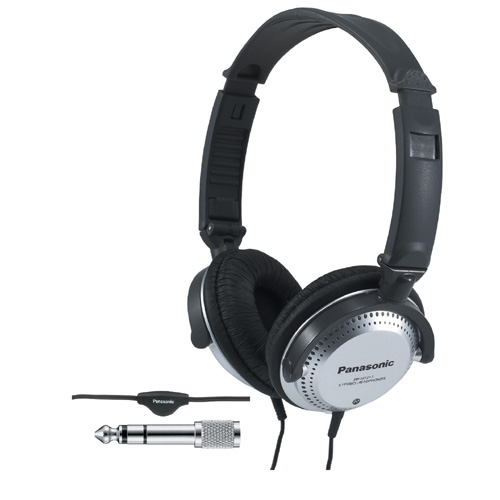 Panasonic rpht227 headphone volume control monitor style
