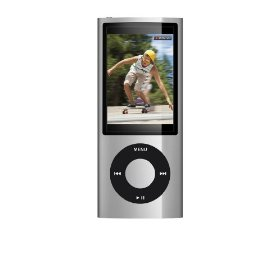 Apple iPod nano 16 GB Silver (5th Generation) NEWEST MODEL