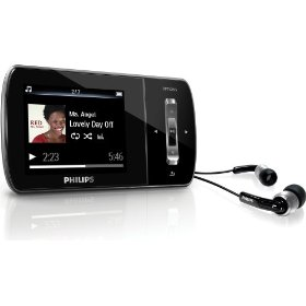 Philips GoGear 16 GB Aria MP3 Video Player with 2-Inch Color Screen