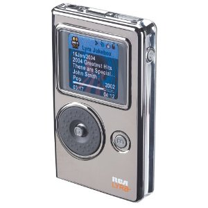 RCA Lyra RD2765  5 GB Digital Jukebox with Color LCD Screen