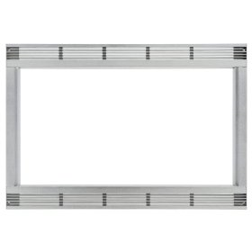 Panasonic nntk913s steel trim kit for nnc994s microwave