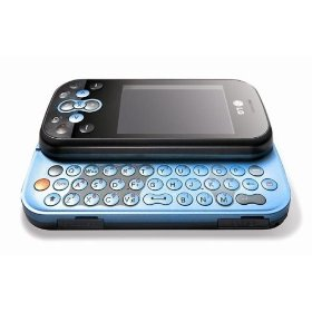 LG KS360 - Cellular phone - GSM - QWERTY