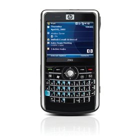 HP iPAQ 910 Business Messenger Unlocked Phone with U.S. 3G, 3 MP Camera, Media Player, and MicroSD Slot--U.S. Version with Warranty