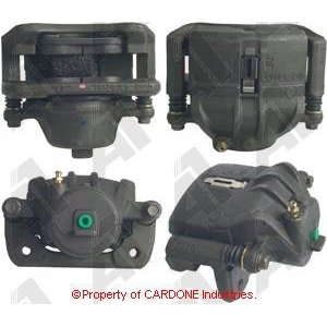 A1 Cardone 16-4382D Remanufactured Brake Caliper