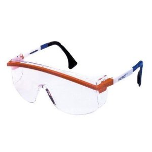 Astrospec 3000® Safety Glasses - Patriot w/Clear Lens