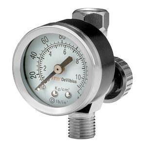 Air Adjusting Valve W/Gauge