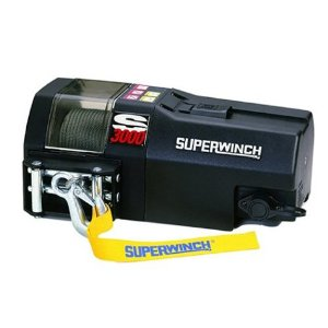 Superwinch 1430200 S3000 Series Master Winch
