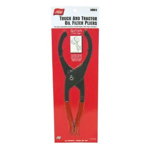 OIL FILTER PLIERS 3-5/8 TO 6IN. TRUCK & TRACTOR