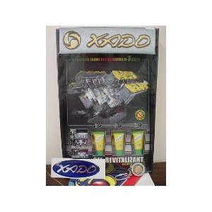 XADO Gel Revitalizant for Diesel Engines Gift Set