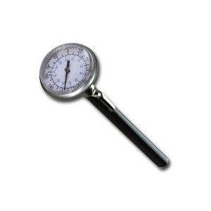 Pocket Analog Thermometer - 0 to 220 Deg F