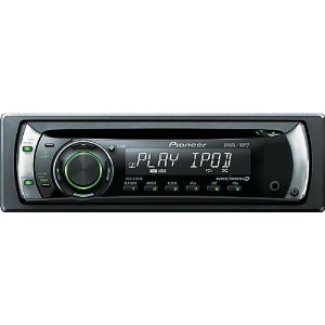 Pioneer DEH2100IB SCD Receiver with iPod Control