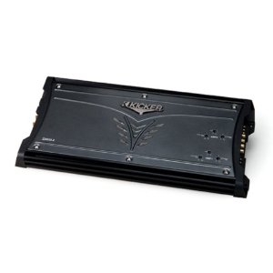 Kicker 08ZX6504 4X170-Watt 4-Channel Amplifier