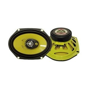 PYLE PLG68.3 6-Inch x 8-Inch 280 Watt Four-Way Speakers