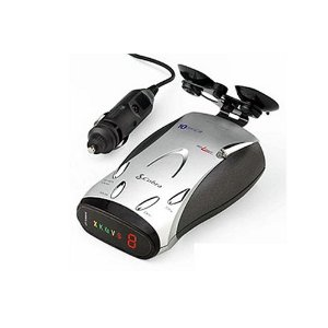 COBRA ESD-9117 10 Band Radar/Laser Detector