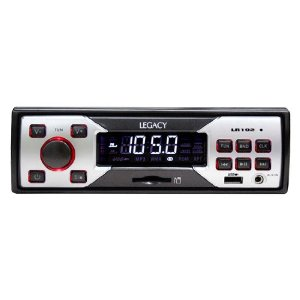 Legacy LR192 AM/FM Receiver With MP3/USB/SD/Aux In Player