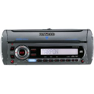 Kenwood KTS-300MR Advanced Marine CD Receiver