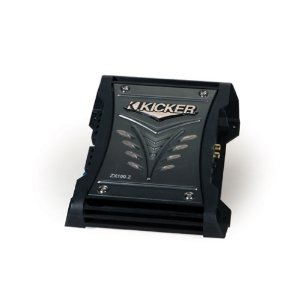 Kicker 08ZX1002 2X50-Watt Stereo Amplifier