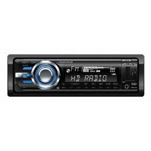 Sony CDX-GT740UI In-Dash CD Receiver MP3/WMA/AAC Player
