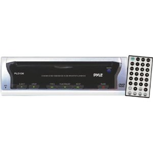 PYLE PLD136 In-Dash Mobile DVD/VCD/CD/CDR/CDRwithMP3 Player