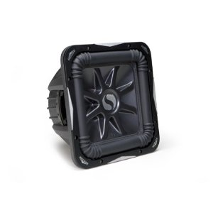 Kicker 08S10L72 Solo-Baric 10-Inch 250mm 2-Ohm DVC Subwoofer