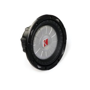 Kicker CompVT 08CVT82 8-Inch 2-Ohm 200mm SVC Subwoofer