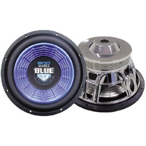 Legacy LW12270 12-Inch 1000 Watt Blue Diamond Subwoofer