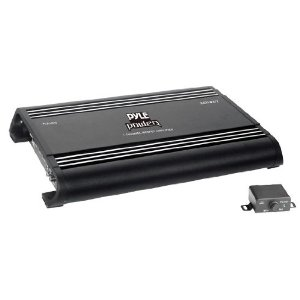 PYLE PLA1800 1 Channel 2400 Watts Bridgeable Mosfet Amplifier