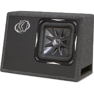 Kicker - 08TS10L72 - Enclosed Subwoofers