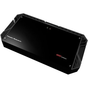 Power Acoustik BAMF2200/2 BAMF Series 2-Channel Die-cast Amplifiers with Mosfet outputs