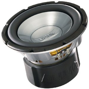 Infinity Reference 8-Inch 1000-watt High-Performance Subwoofer (Single Voice Coil)