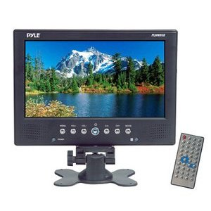 PYLE PLMN9SD 9-Inch TFT/LCD Monitor/MP3/MP4/USB and SD Card Reader