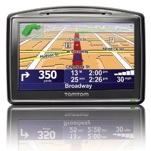TomTom GO 730 4.3-Inch Widescreen Bluetooth Portable GPS Navigator (Factory Refurbished)