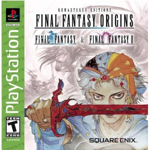 Final Fantasy Origins Final Fantasy I & II Remastered Editions