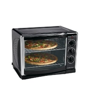 Hamilton Beach 31197R Countertop Oven with Convection and Rotisserie