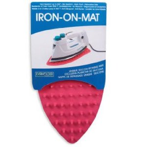 Iron-On-Mat Silicone Ironing Mat