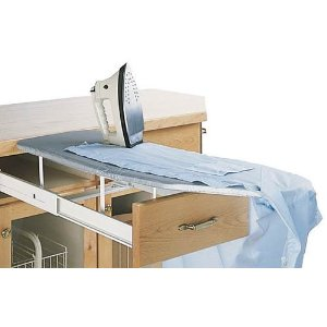 Sleeve Board for Ironing Board in a Drawer