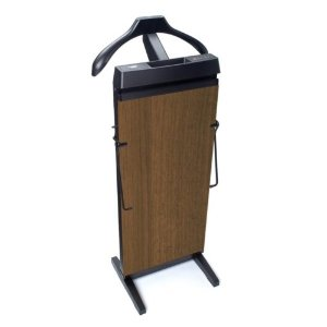 Jerdon Corby 4400W Pants Press, Walnut Finish