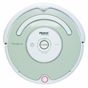 IRobot Roomba Pet Series 532 Vacuum Cleaning Robot